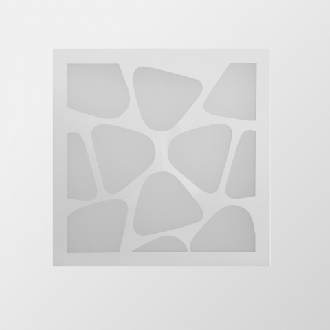 DecoLight PANEL – 60x60cm LED Panel with Under-Surface Design
