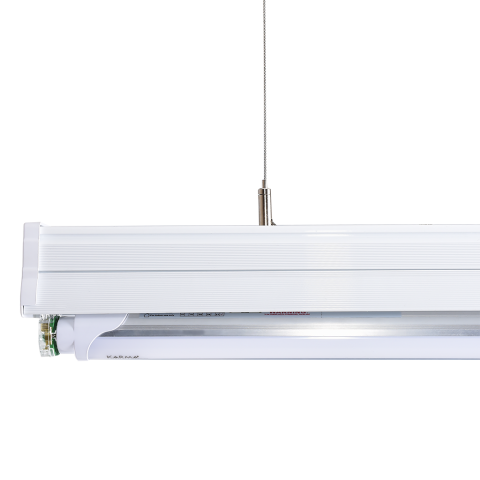 EcoLine – 1x T8 LED Tube Lighting Fitting