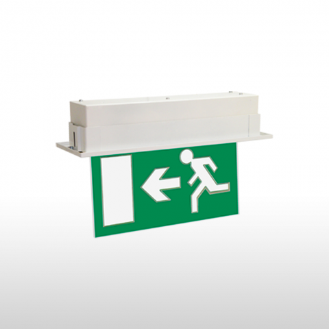 RISTA® – Recessed LED Emergency Exit and Steering Fixture